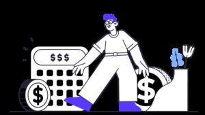 consultor de valuation calculando quanto vale uma empresa